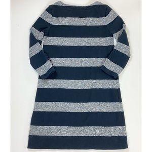 J. Crew Dresses - J. Crew Maritime Dress Heathered Stripe